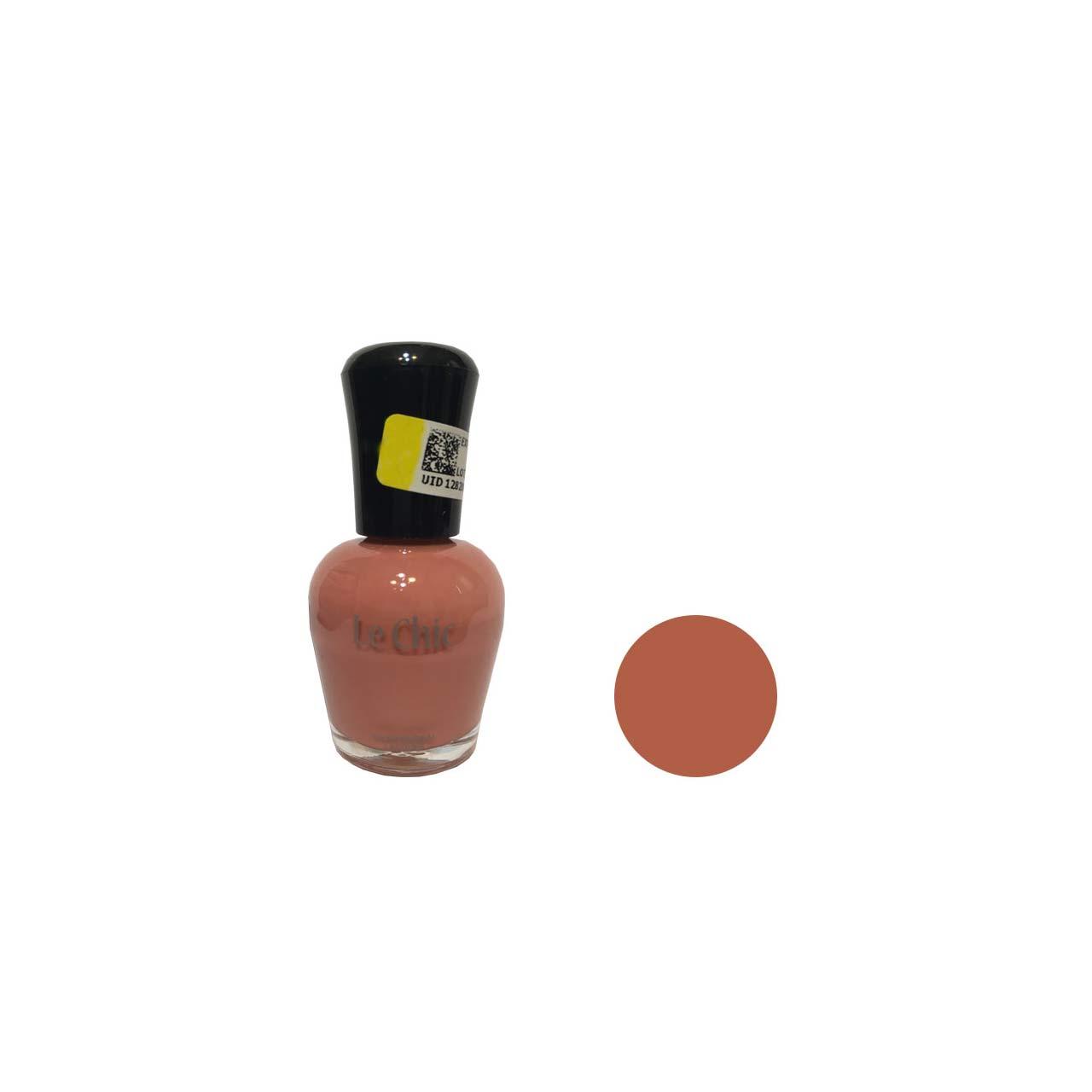لاک لچیک مدل Cinnamon شماره 4