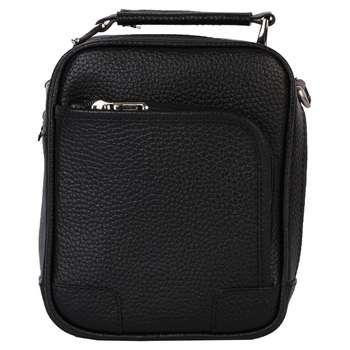 کیف دوشی رویال چرم مدل W56-Black