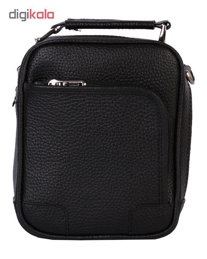کیف دوشی رویال چرم مدل W56-Black main 1 1