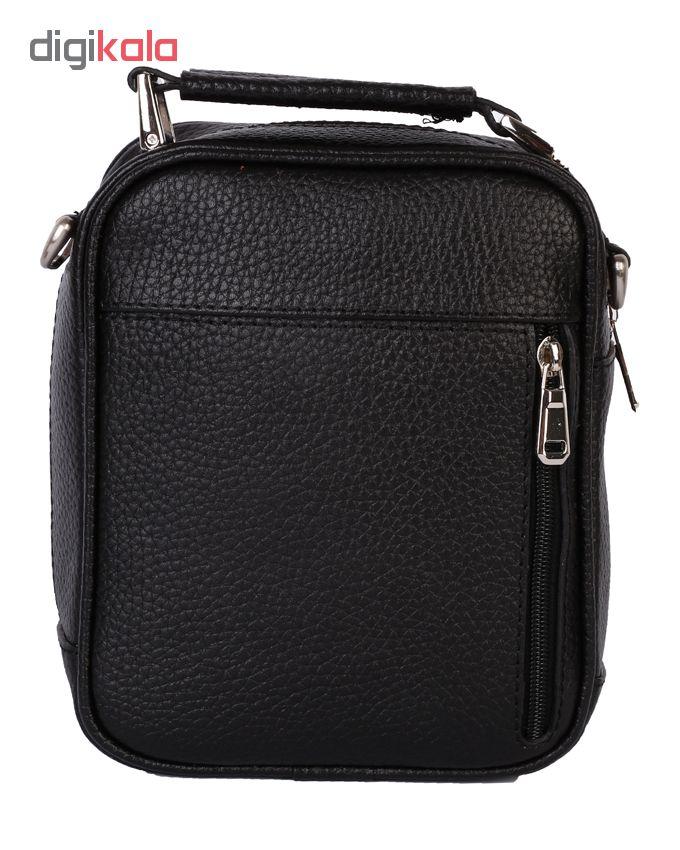 کیف دوشی رویال چرم مدل W56-Black main 1 3