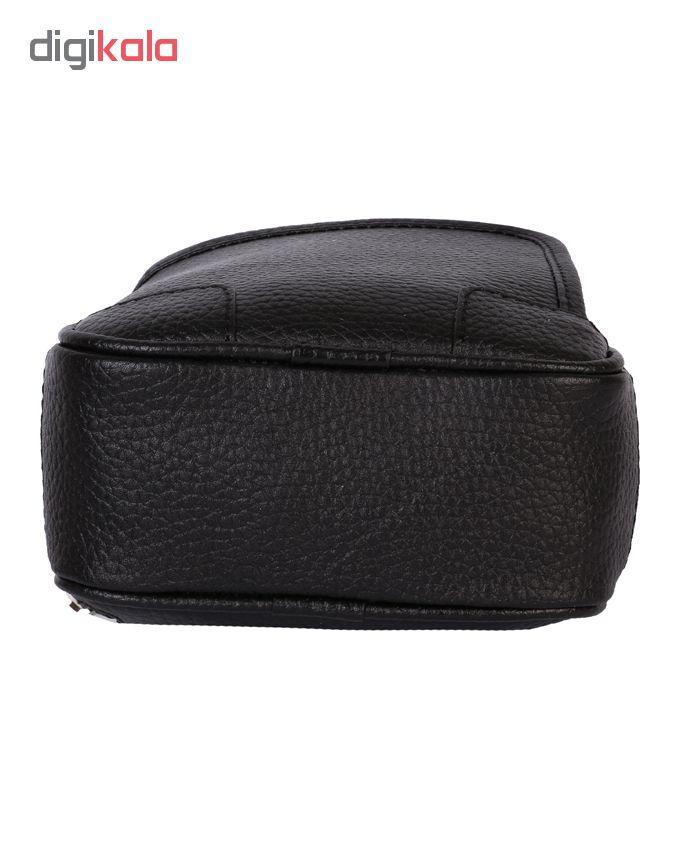 کیف دوشی رویال چرم مدل W56-Black main 1 4