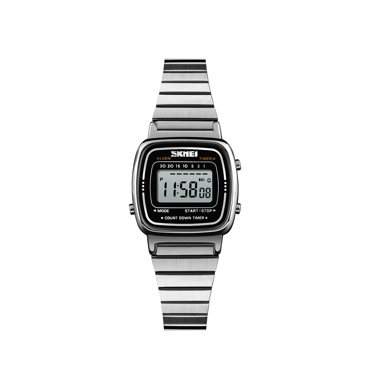 ساعت مچی دیجیتال زنانه اسکمی مدل 1252 کد02