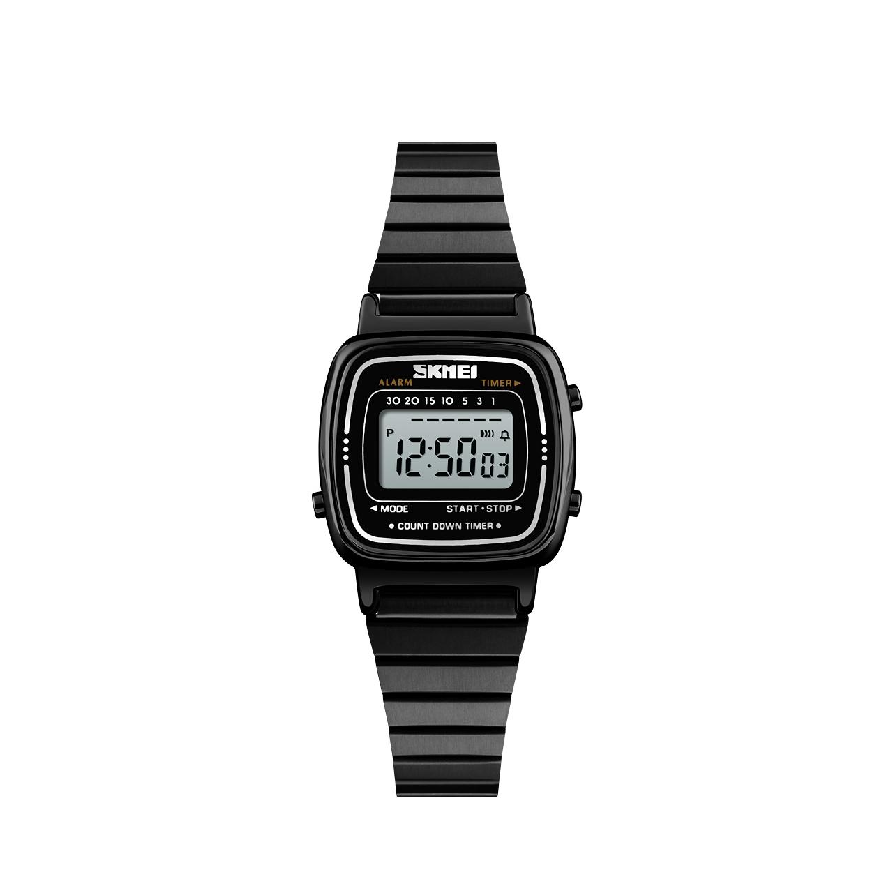 ساعت مچی دیجیتال زنانه اسکمی مدل 1252 کد03