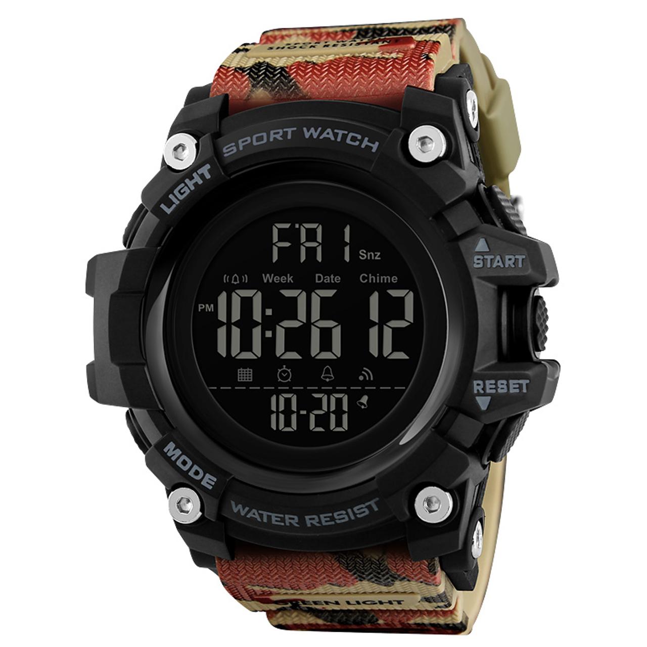 ساعت مچی دیجیتال مردانه اسکمی مدل 1384 30
