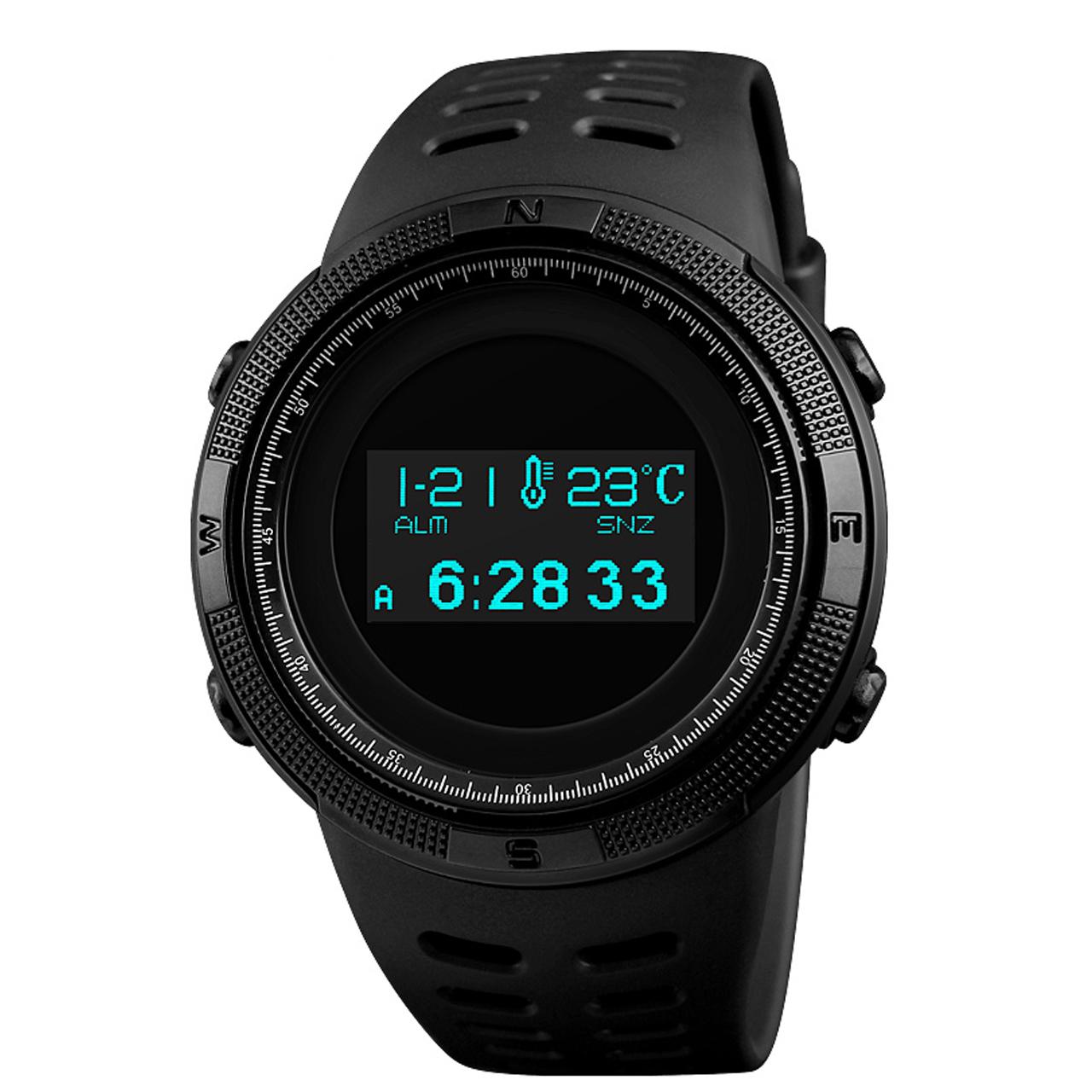 ساعت مچی دیجیتال مردانه اسکمی مدل 1360 کد01 40