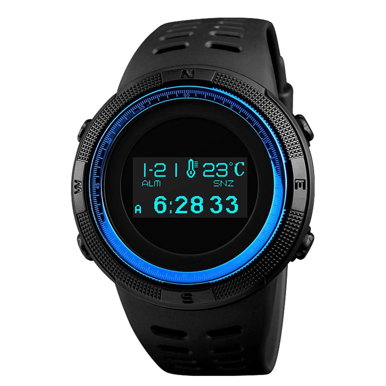 ساعت مچی دیجیتال مردانه اسکمی مدل 1360 کد02 39