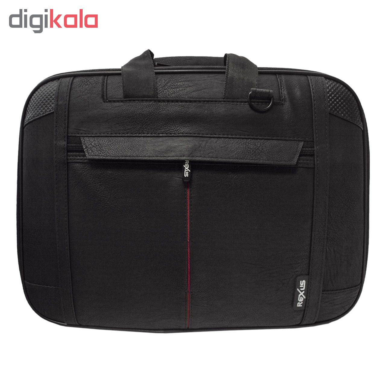 کیف لپ تاپ رکسوس مدل 2060 مناسب برای لپ تاپ 15.6 اینچی