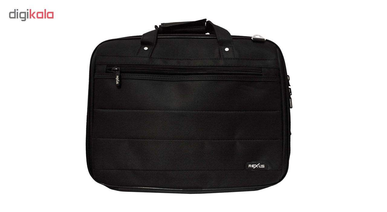 کیف لپ تاپ رکسوس مدل 2070 مناسب برای لپ تاپ 15.6 اینچی main 1 1