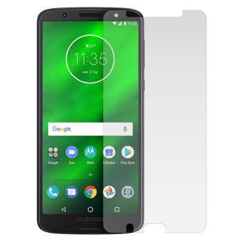 محافظ صفحه نمایش شیشه ای Tempered مناسب برای گوشی موبایل موتورولا Moto G6
