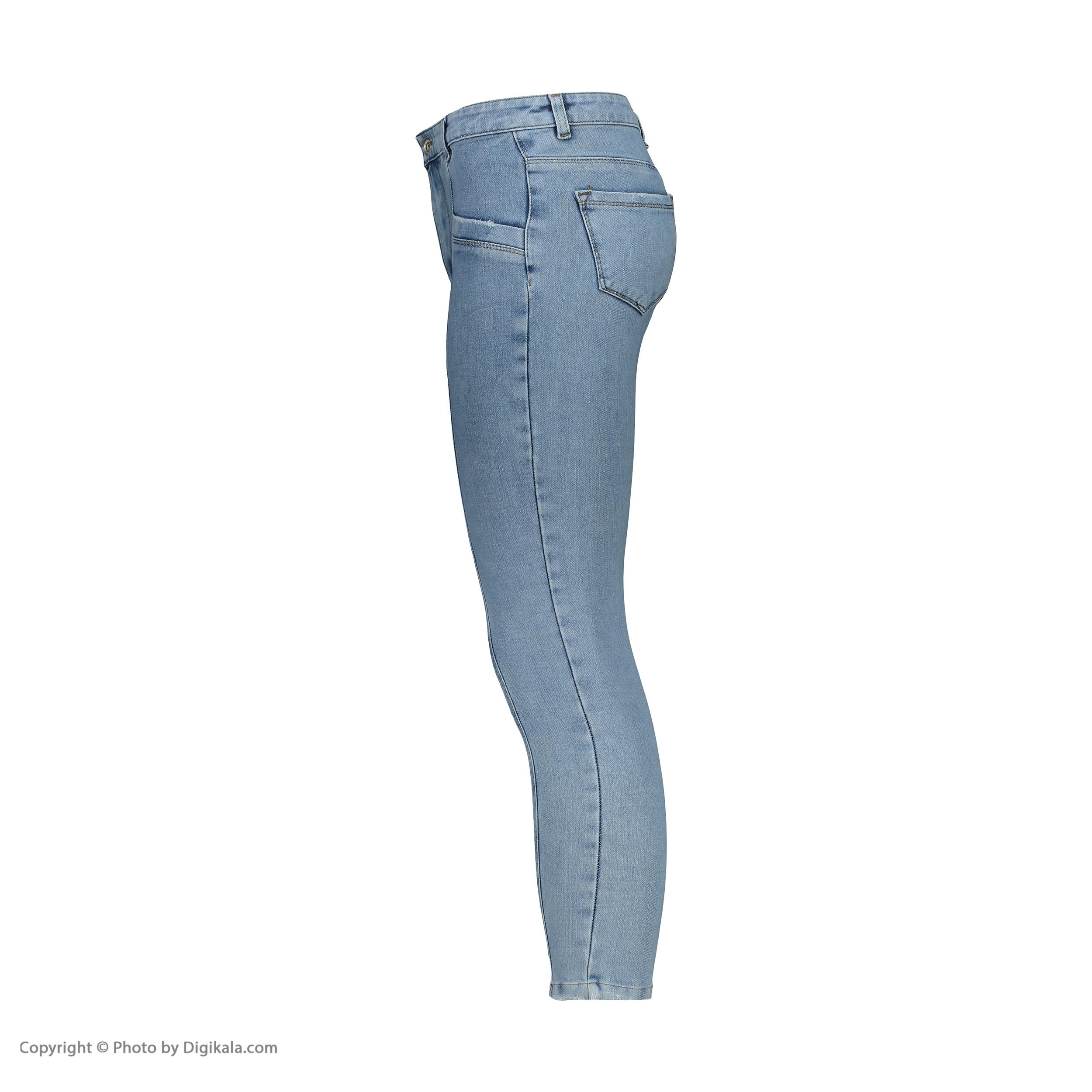شلوار جین زنانه اکزاترس مدل P031001078080064-078
