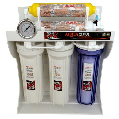 تصفیه آب خانگی  آکوآ کلر مدل RO-C160