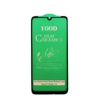 محافظ صفحه نمایش سرامیکی مدل FLCRG01to مناسب برای گوشی موبایل شیائومی Redmi Note 7