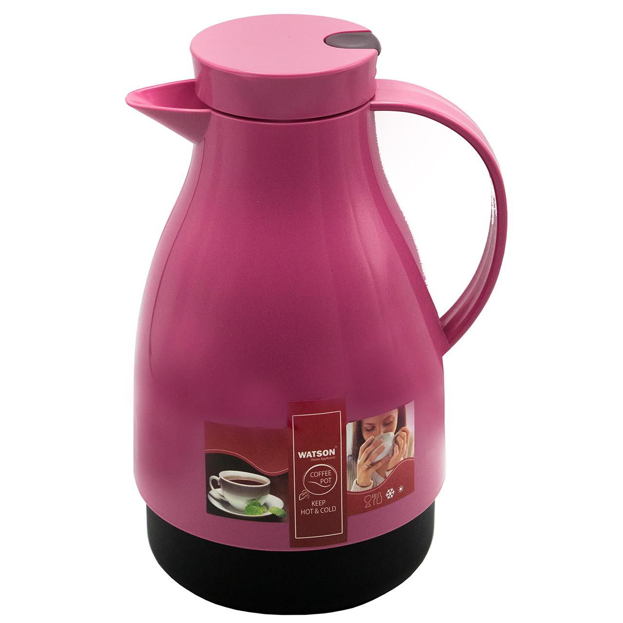 فلاسک واتسون مدل COFFEE POT کد 408 ظرفیت 1.3 لیتر
