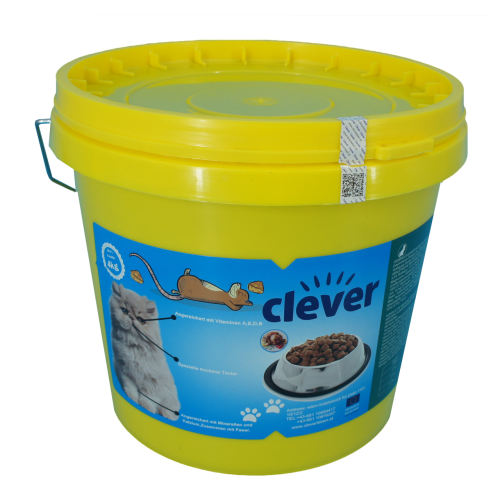 غذای خشک گربه کلورمدل 001 وزن 4 کیلو گرم