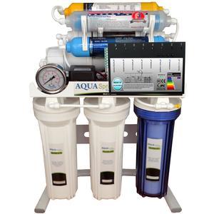 تصفیه آب خانگی آکوآاسپرینگ مدل RO-BRAIN-S157
