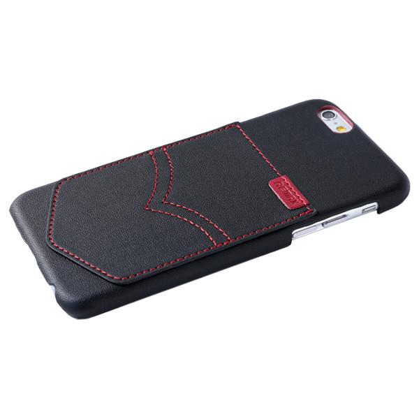 کاور چرمی ریمکس مدل Leather Cool مناسب برای گوشی موبایل iPhone 6 Plus/6s Plus