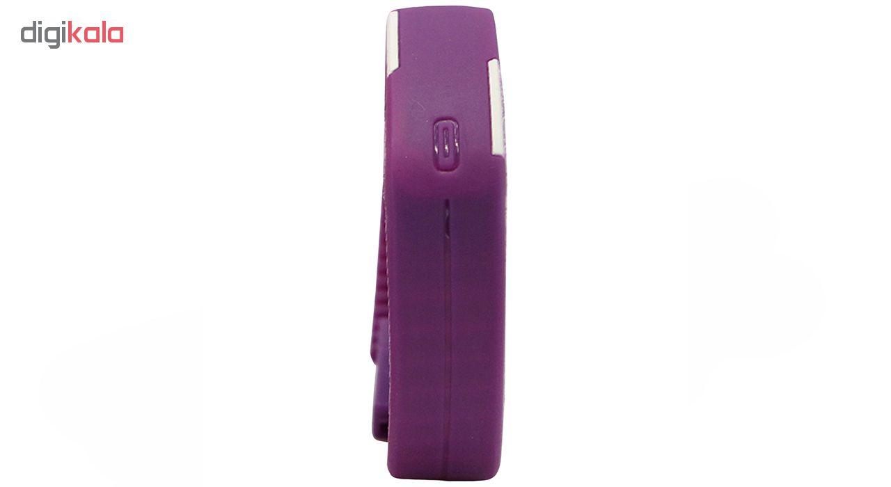 ساعت مچی دیجیتالی مدل Purple Neon