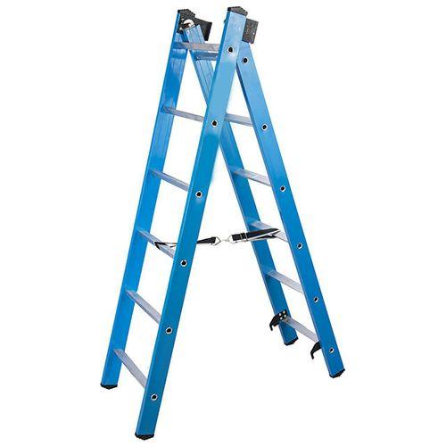 نردبان دوازده پله مدل استرانگ پله تخت کد 212