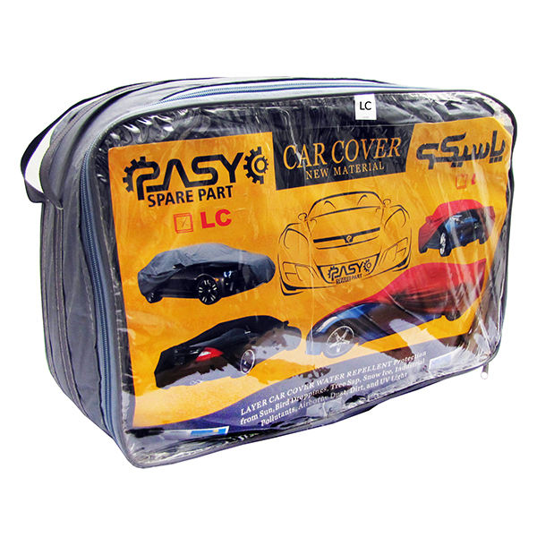 روکش خودرو پاسیکو مدل ضدآب 4فصل سایز بزرگ LC