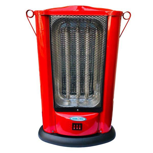 بخاری برقی دورنیکا مدل 1700W