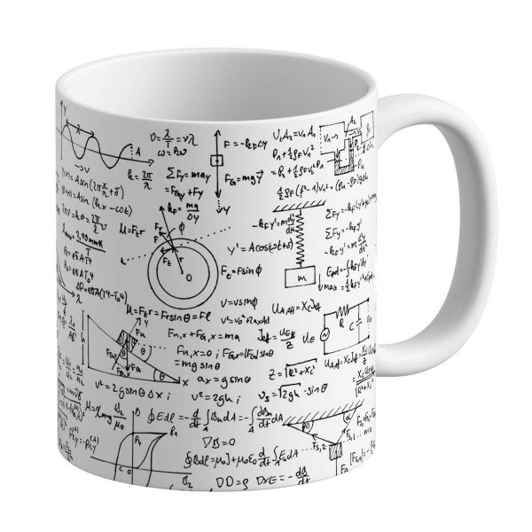 ماگ میم تیم مدل فرمولهای فیزیک M2144