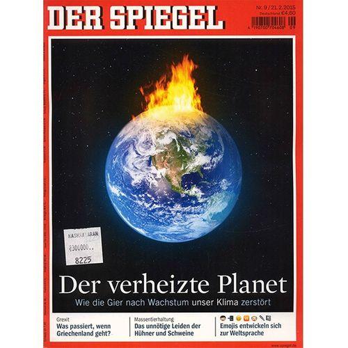 مجله اشپیگل - بیست و یکم فوریه 2015