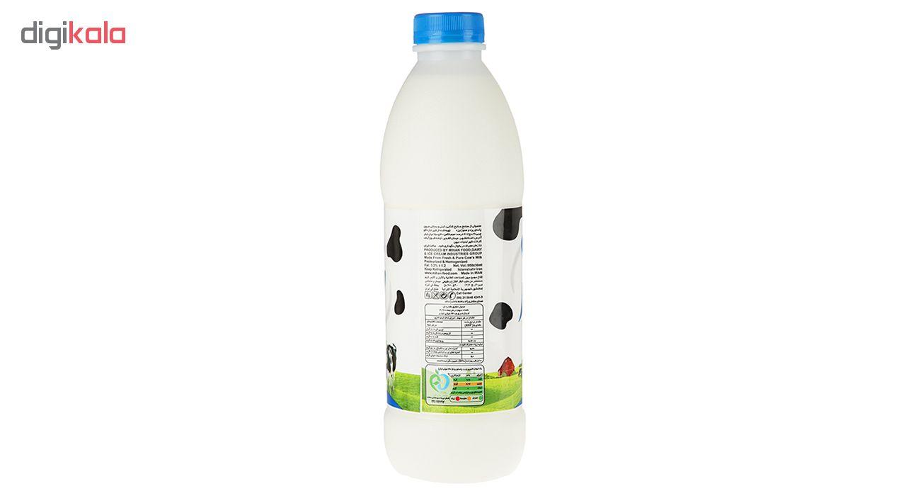 شیر پر چرب میهن حجم 950 میلی لیتر