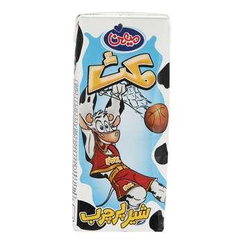شیر پر چرب میهن حجم 0.2 لیتر