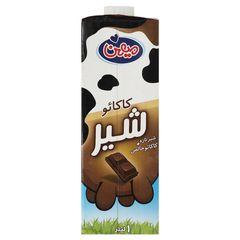 شیر کاکائو میهن مقدار 1 لیتر