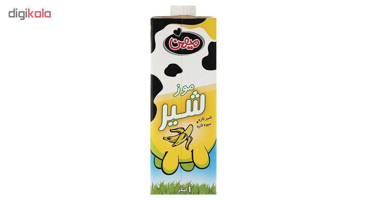 شیر موز میهن مقدار 1 لیتر main 1 1