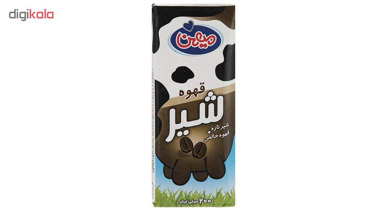 شیر قهوه میهن حجم 0.2 لیتر main 1 1