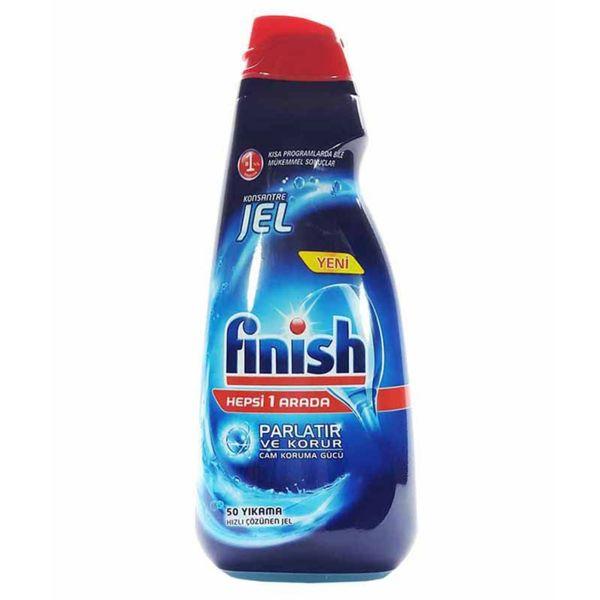 ژل ماشین ظرفشویی همه کاره فینیش حجم ۱۰۰۰میلی لیتر (FINISH) |