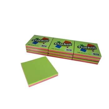 کاغذ یادداشت چسب دار مدل STICKIII بسته 10 عددی