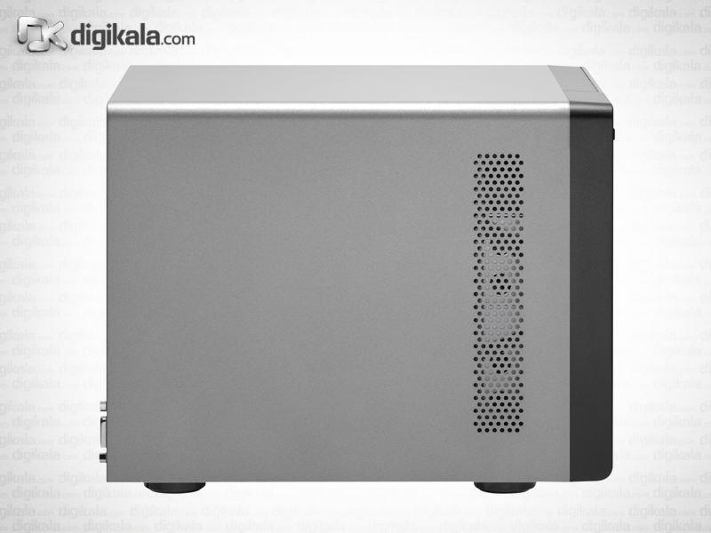 ذخیره ساز تحت شبکه کیونپ مدل TS-659 Pro II