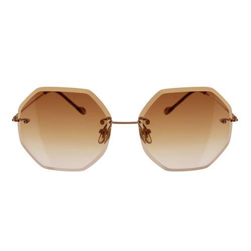 عینک آفتابی زنانه شانل مدل CH003 Brown