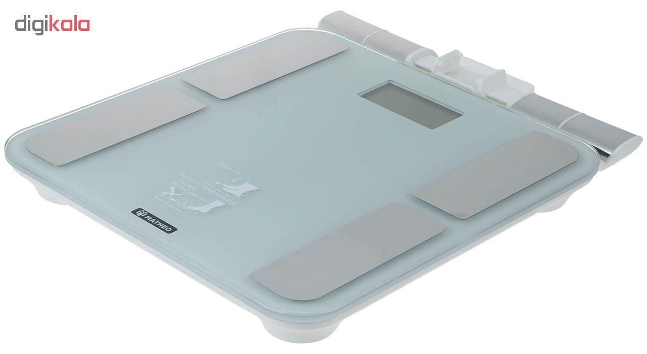 خرید                                     ترازو دیجیتال متئو مدل ps802i