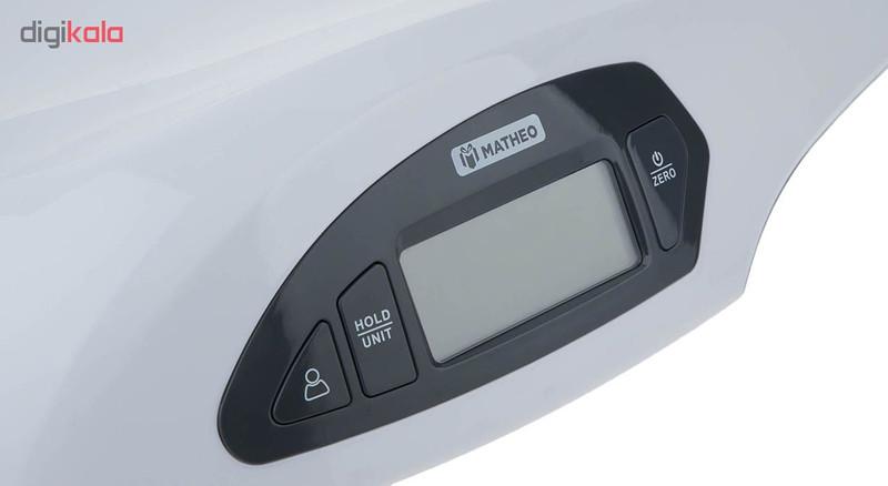 ترازو دیجیتال نوزاد متئو مدل PSB 250 i