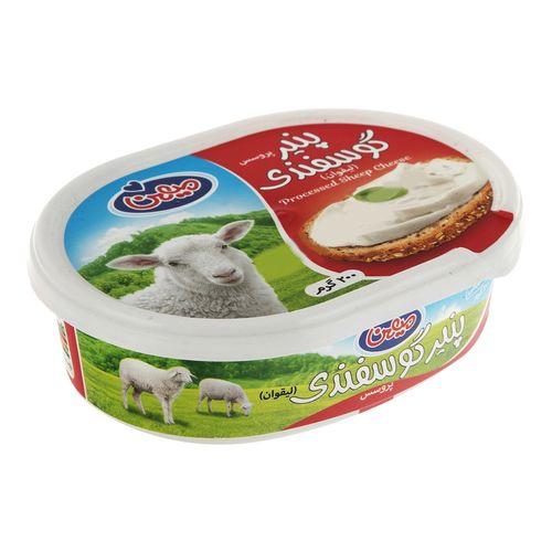 پنیر گوسفندی میهن مقدار 200 گرم