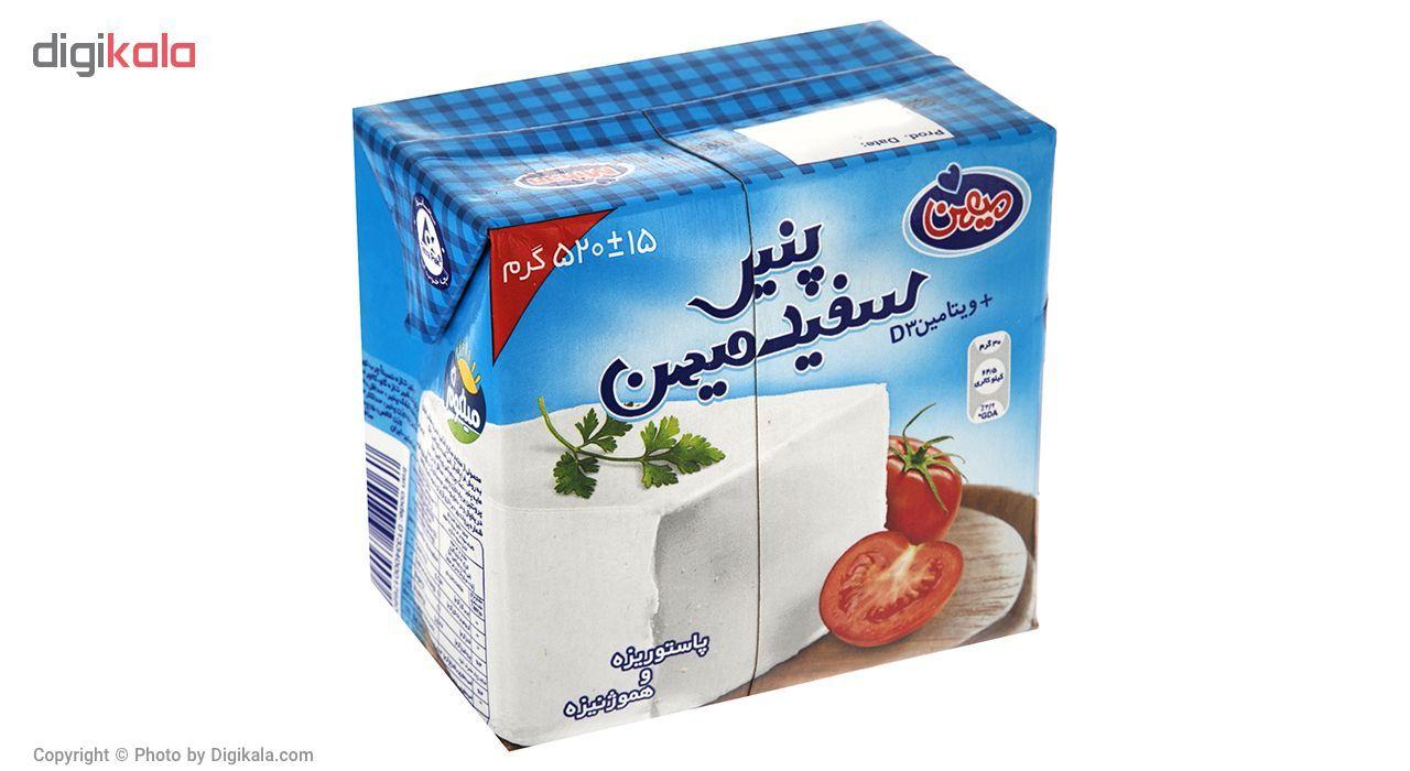 پنیر سفید میهن مقدار 520 گرم main 1 1