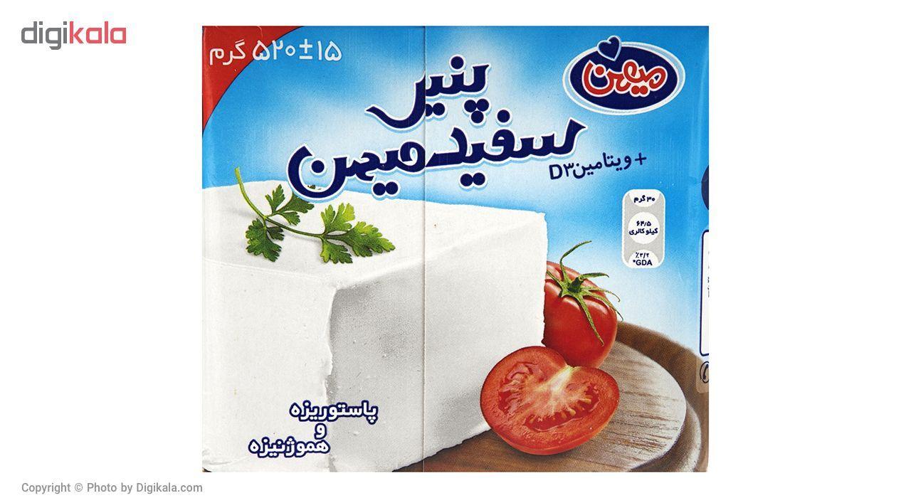 پنیر سفید میهن مقدار 520 گرم main 1 2
