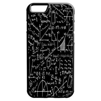کاور طرح ریاضی مدل 0334 مناسب برای گوشی موبایل اپل iphone 6/6s