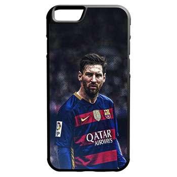 کاور طرح لیونل مسی مدل 0336 مناسب برای گوشی موبایل اپل iphone 6/6s