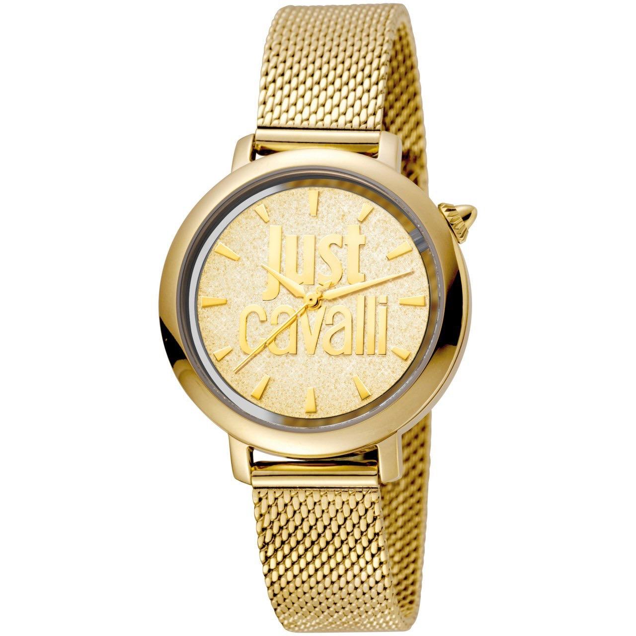 ساعت مچی عقربه ای زنانه جاست کاوالی مدل JC1L007M0065 19
