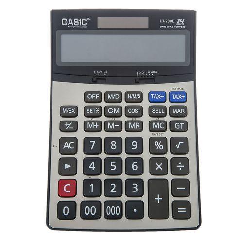 ماشین حساب کاسیک مدل DJ-280D
