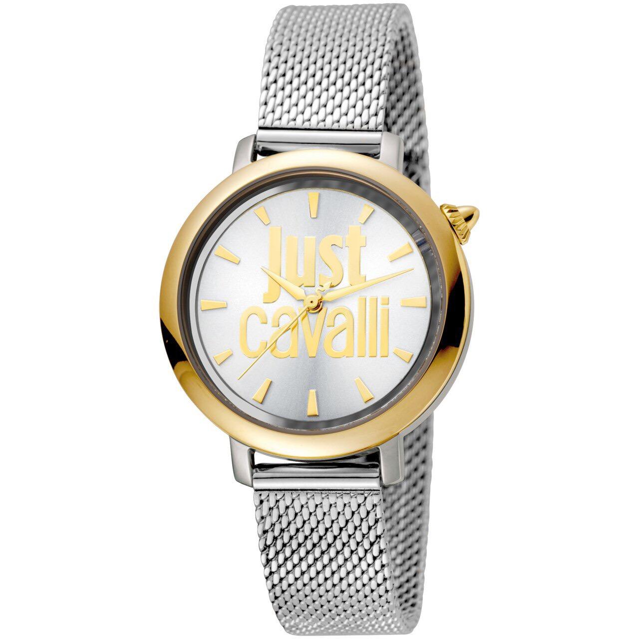 ساعت مچی عقربه ای زنانه جاست کاوالی مدل JC1L007M0095