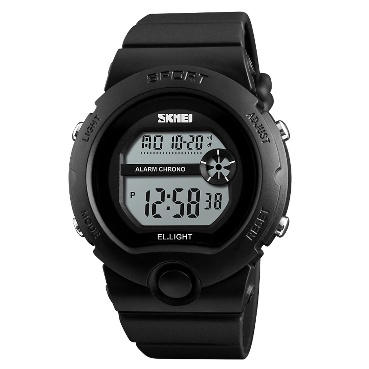 ساعت مچی دیجیتالی زنانه اسکمی مدل 1334 کد01 45