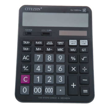 ماشین حساب سیتیژن مدل DJ-120D Plus