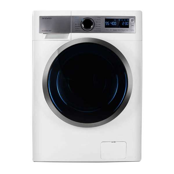 ماشین لباسشویی دوو مدل DWK-Life80TS ظرفیت 8 کیلوگرم | Daewoo DWK-Life80TS Washing Machine 8Kg