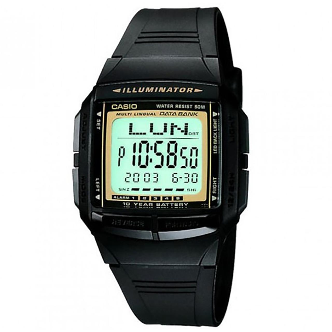 قیمت ساعت مچی دیجیتال کاسیو مدل DB-36-9AVDF