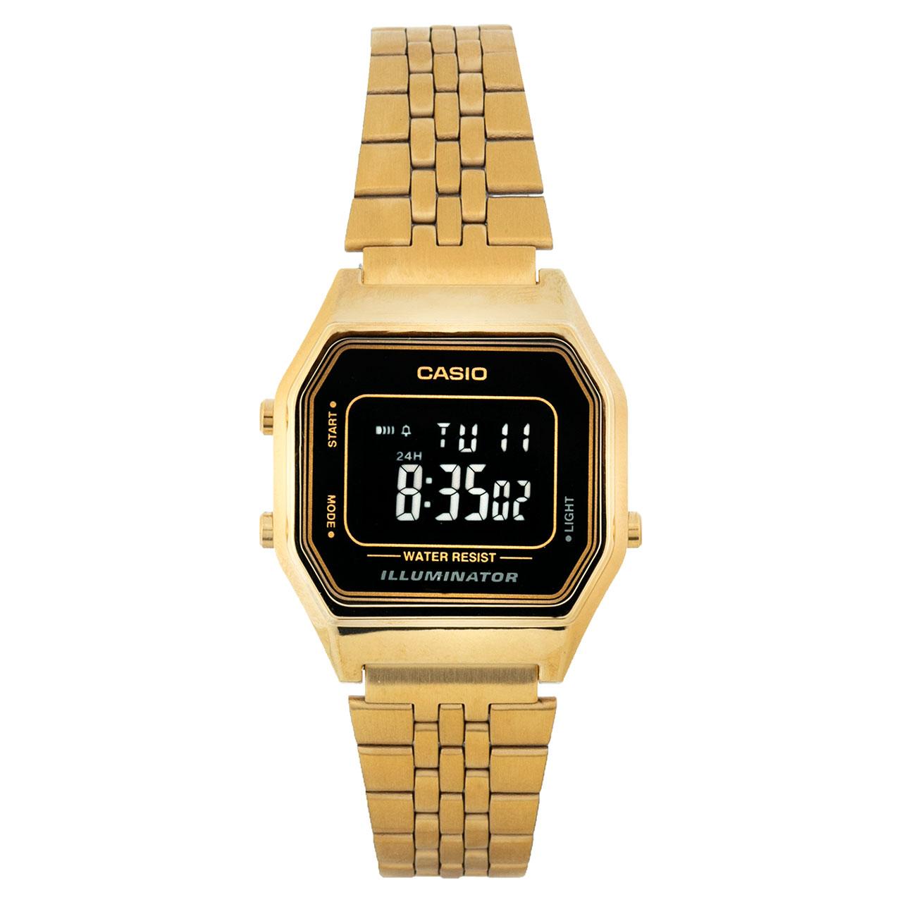 ساعت مچی دیجیتال زنانه کاسیو مدل LA680WGA-1BDF 16